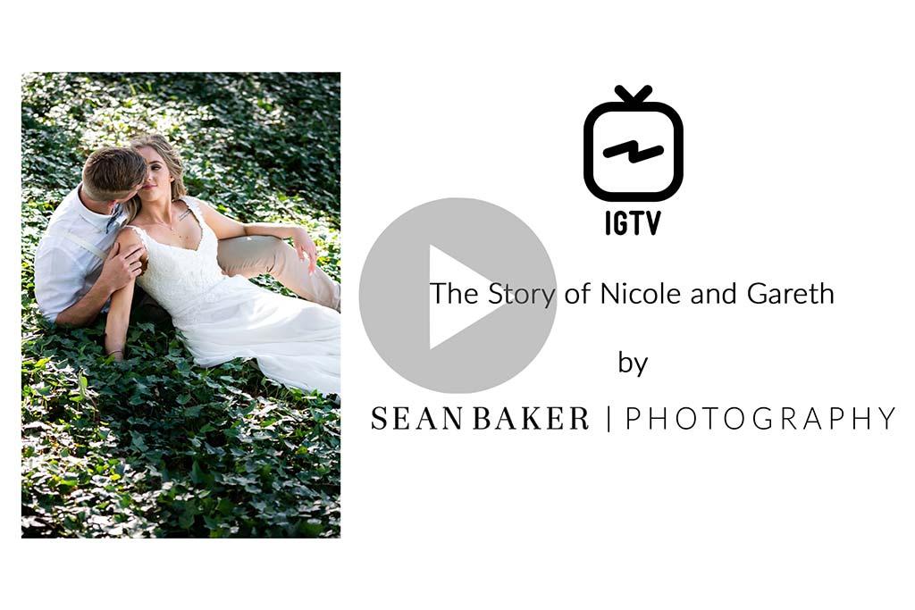 crystal barn country estate, midlands, nottingham road, wedding, sean baker photography, igtv slide show,